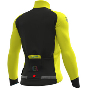 Alé Cycling Klimatik K-Idro WR Langarm Trikot Herren fluo yellow